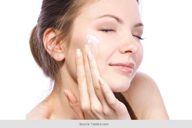 produtos de beleza orgânicos para a pele sensível
