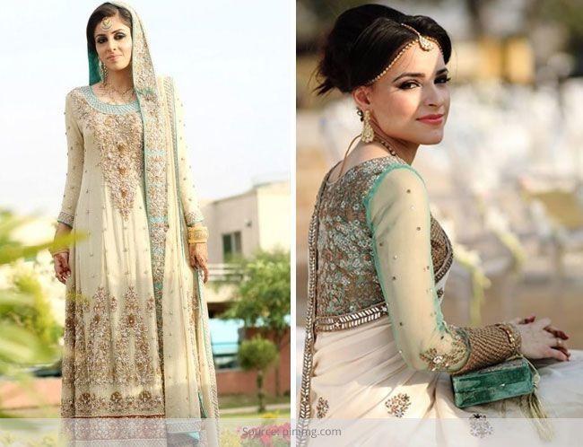 Paquistanesas idéias de moda de noiva que você poderia tentar
