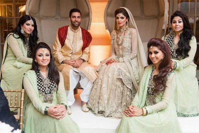 noiva paquistanesa