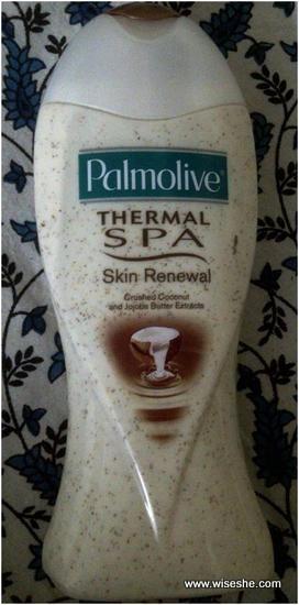 Palmolive Thermal Spa renovação da pele Body Wash Revisão + jo jo ba + corporais comentários lavagem