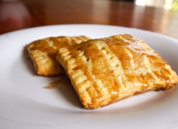 Cinnamon Sugar Pop-Tarts