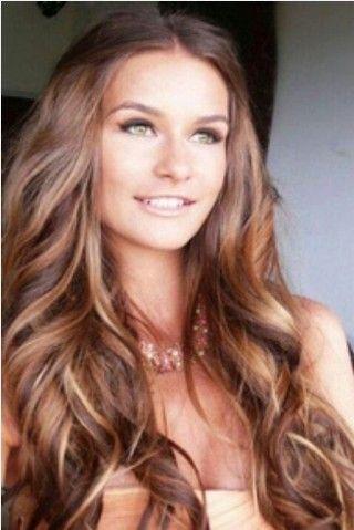 Penteados perfeitamente destacadas para as mulheres