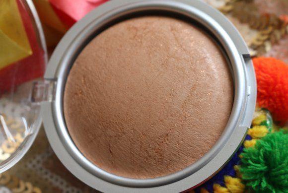 médico-fórmula-cozido-bronzer bronzeamento-e-cintilante-cara-a-cozido em pó-bronze-sombra