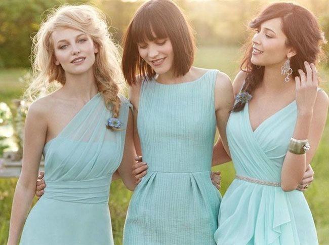 estilo e corte do vestido