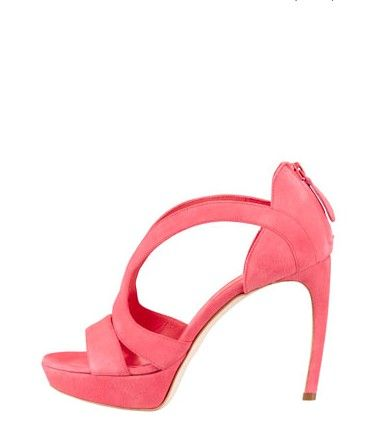 Rosa & vermelho! Uma coleção de sacos bonitos e sapatos!