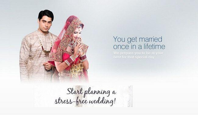 Pré dicas de higiene de noiva: ser o centro de atração de todos os olhos em seu casamento