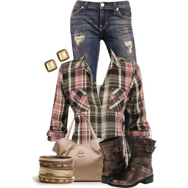Bonitas ideias roupa casual para dias de outono & escolares