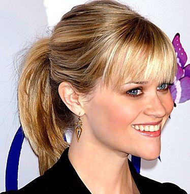 Penteados ponytail para o cabelo longo e médio