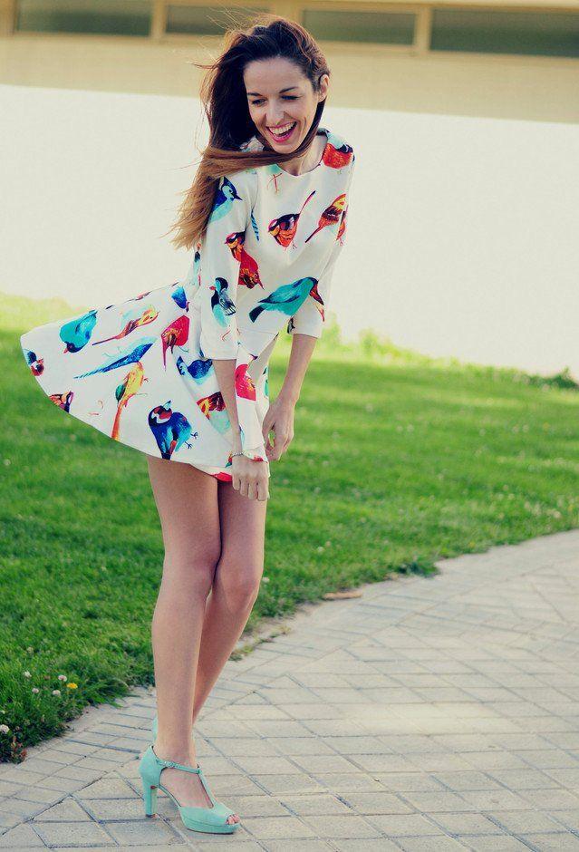 Roupas impressos para olhares da moda verão