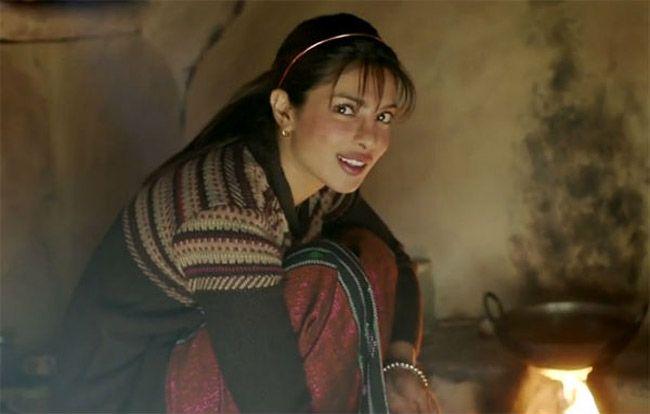 Priyanka Chopra Mary Kom olhar