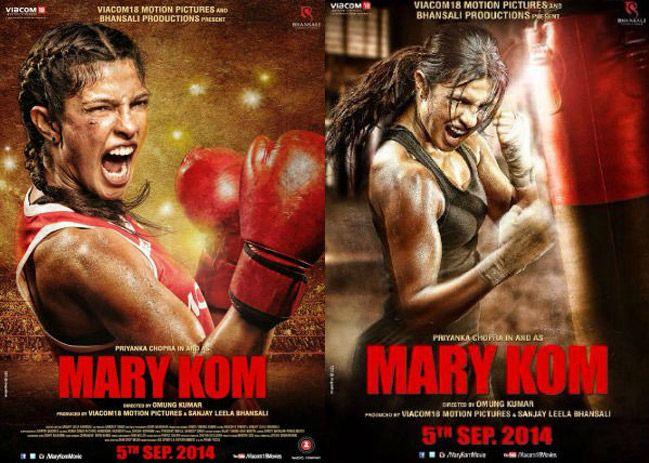Mary Kom comparação com Bhag Milkha