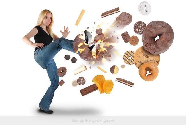 Razões pelas quais você deveria parar de açúcar