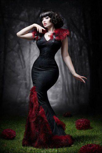 Royal Black Couture para mulheres