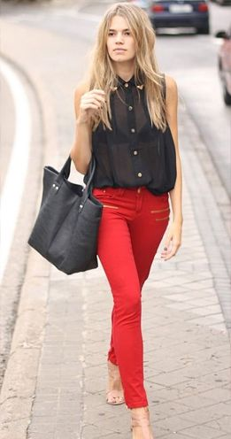 mulheres roupa vermelha Coco