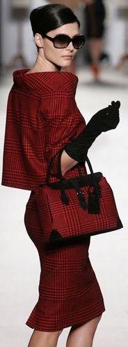 Womens Vestidos Red