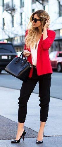 Vestido vermelho para mulheres