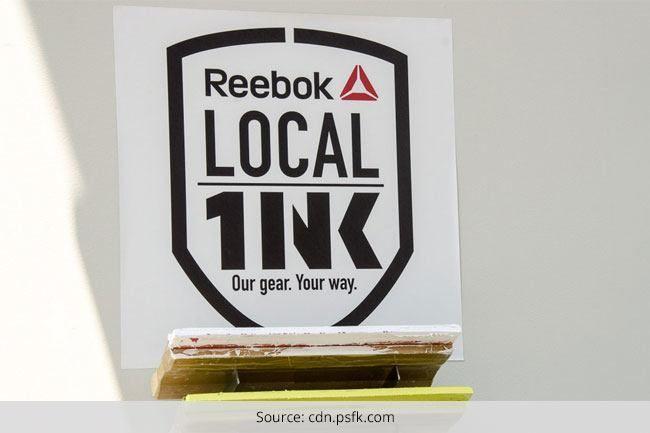 Reebok - top 5 da categoria de produtos vendidos na índia