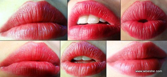 lipswatch Revlon final Suede Couture