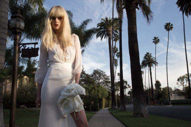 Coleção de vestidos de noiva romântico por dror inbal
