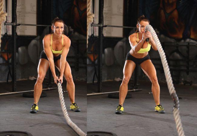 bate corda: dicas e técnica - Imagem - Mulheres`s Health and Fitness