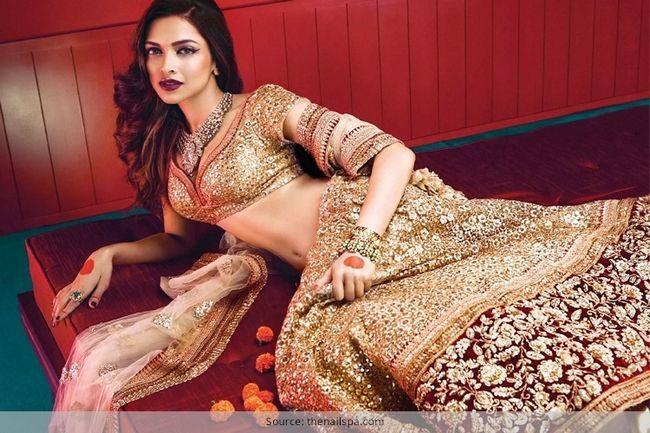 Sabyasachi lehenga de noiva - o sonho de uma menina indiana