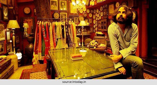 Sabyasachi mukherjee - um conhecedor de todas as coisas do vintage!