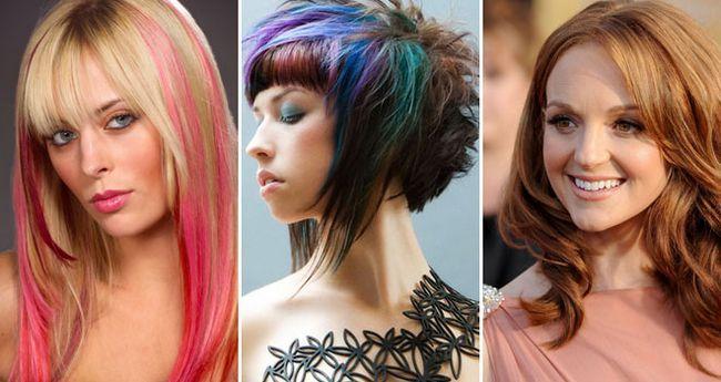 Secrets em escolher a cor do cabelo para você
