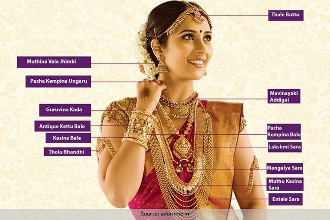 Showstoppers e jóias kannada tradicional auspicioso