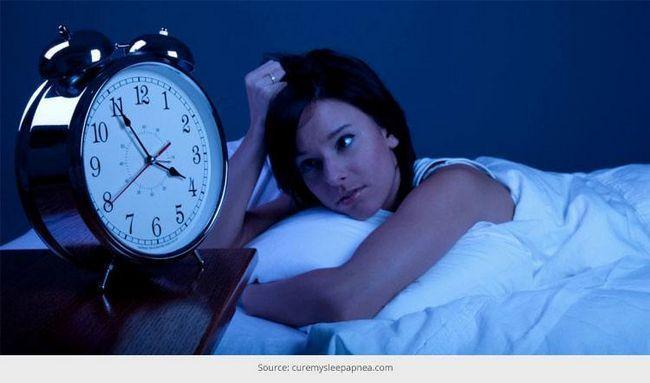 Os efeitos colaterais de não dormir o suficiente