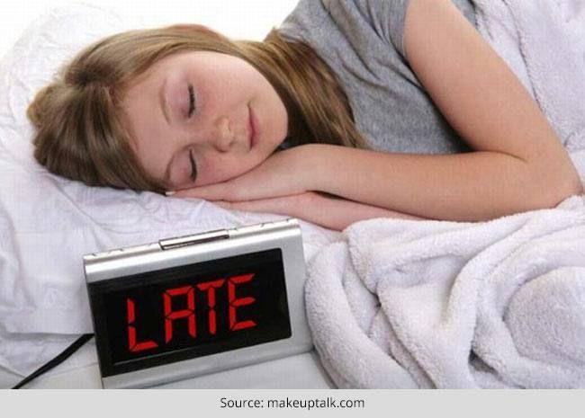 Os efeitos secundários de mais de sono - é prejudicar o corpo?