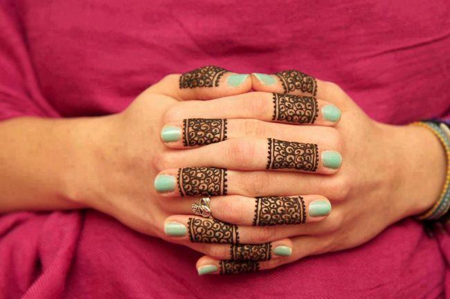 Latest Designs Bridal Mehndi