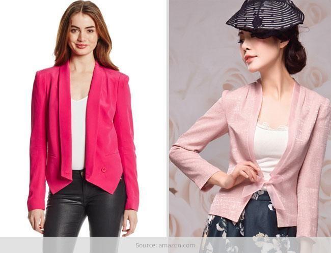 Jaquetas de seda - elegância no seu melhor