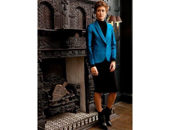 Frida Jacket no Lobelia