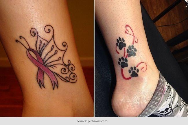 Pequenas tatuagens bonito para aqueles que gostam de mantê-lo pequeno e minúsculo