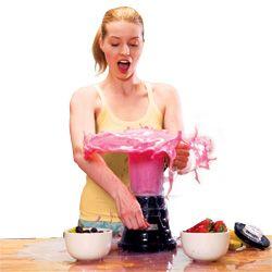 receitas do smoothie para perda de gordura - Mulheres`s Health & Fitness magazine