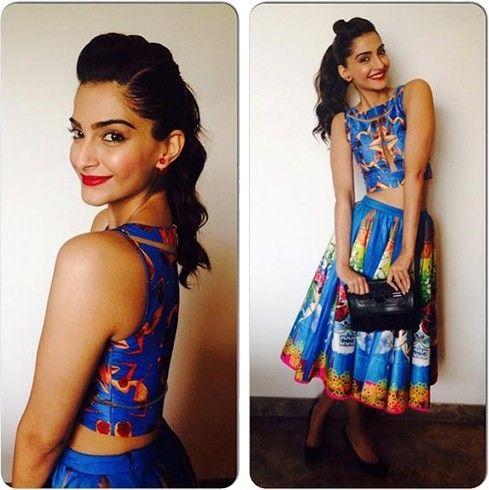vestidos Sonam Kapoor