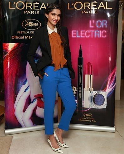 estilo Sonam Kapoor