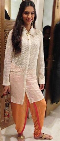 ternos Sonam Kapoor