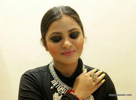 Sonam Kapoor inspirado olhar maquiagem