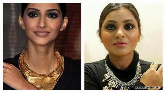 Atualizações de vídeo no wiseshe esta semana: vídeo de 20 tag, sonam kapoor maquiagem inspirada