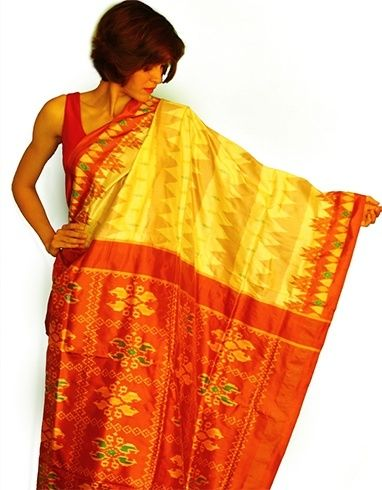 Pochampally saree ikkat
