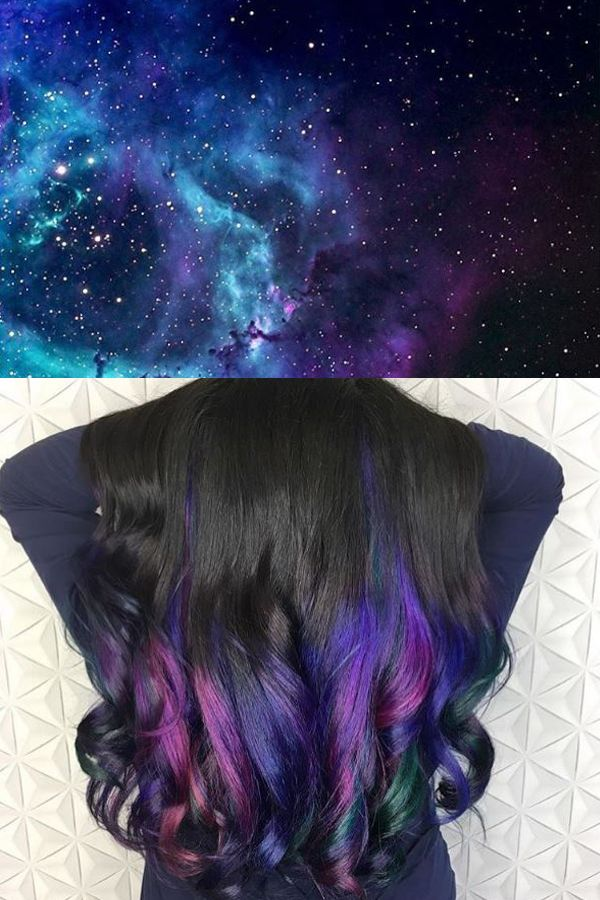 6. arco-íris Cosmic