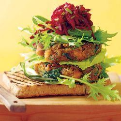 Temperada bico hambúrgueres receita - Mulheres`s Health & Fitness