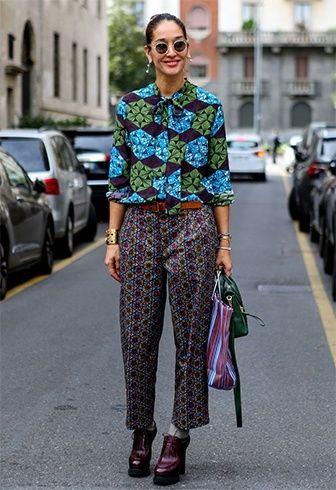 Idéias Street Style Moda