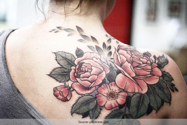 Tatuagem desenhos primavera / verão