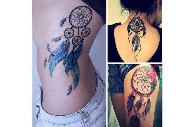 tatuagem desenhos Dreamcatcher