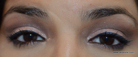 Stila delineador líquido olhar indigo olho