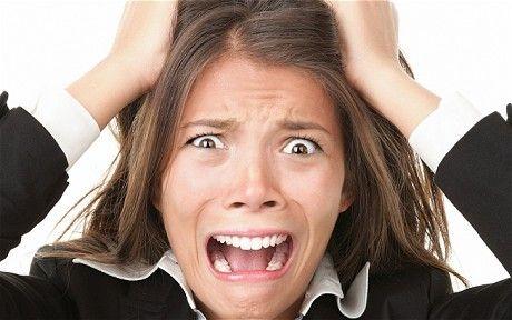 Mulher-frustrado