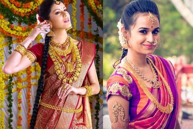 Histórias impressionantes de jóias de noiva indiana