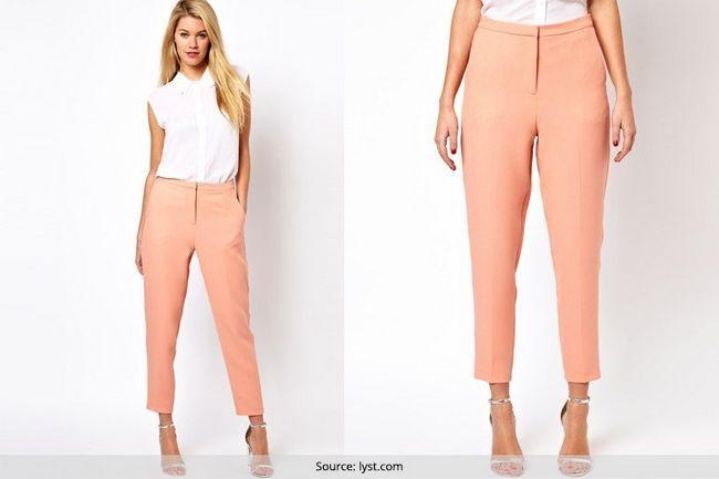 Dicas de estilo de calças vestindo